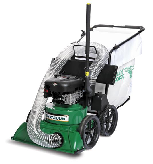 Billy Goat KV Lawn Vacuum