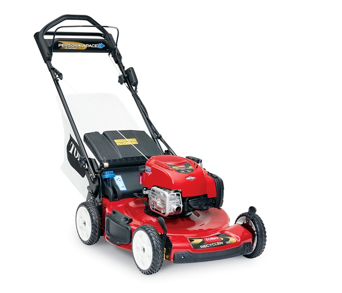 Toro 22 Personal Pace Electric Start 20334