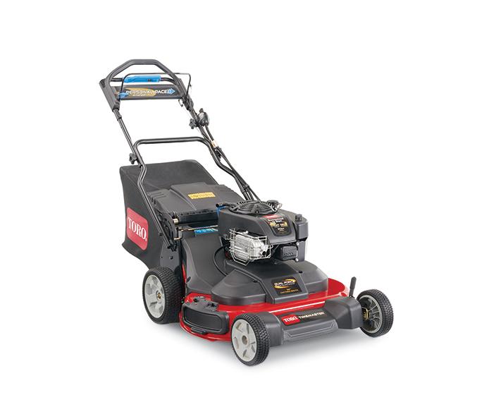 21200 toro timemaster electric start lawn mower