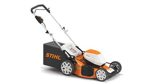 Stihl electric cordless lawnmower fort wayne