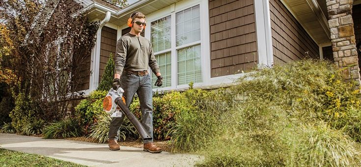 How to Use a Leaf Blower in 5 Different Ways