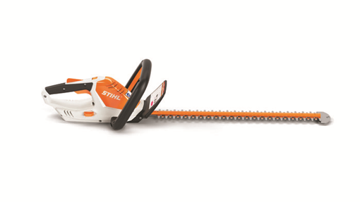 Stihl HSA 45 battery operated cordless hedge trimmer fort wayne