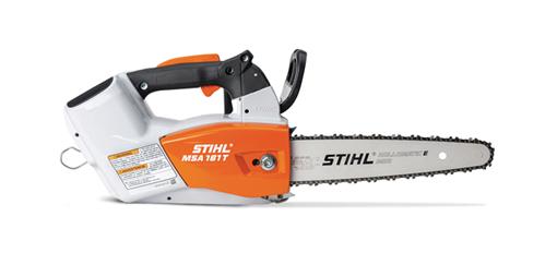 Stihl msa 161 T battery chainsaw