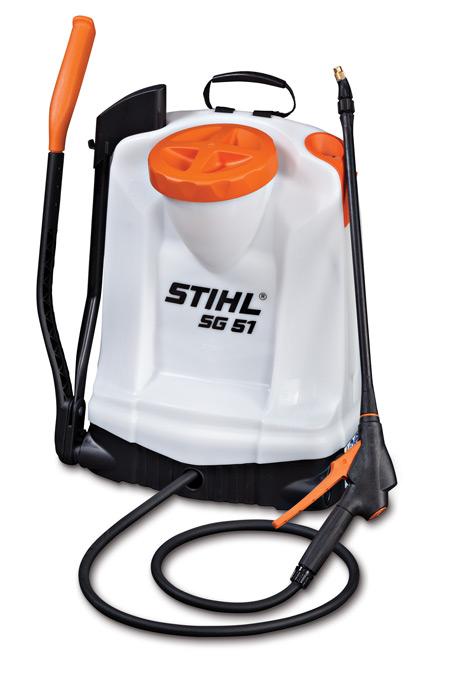 Stihl SG 51 backpack sprayer fort wayne